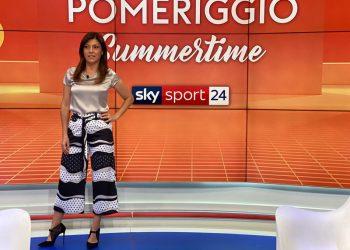 00- Sara Benci - Sky sport 24